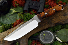 Bark River Bravo Survivor Desert Ironwood Burl #1