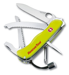 Victorinox - Swiss Army Rescue Tool with Sheath