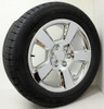 "New Set of 4 Chrome 20"" New Style LTZ Wheels with Goodyear Eagle LS2 Tires for GMC Trucks or SUVs"