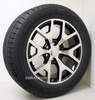 """New Set of 4 Black and Machine 20"""" Honeycomb Wheels with Goodyear Eagle LS2 Tires for GMC Trucks or SUVs"""