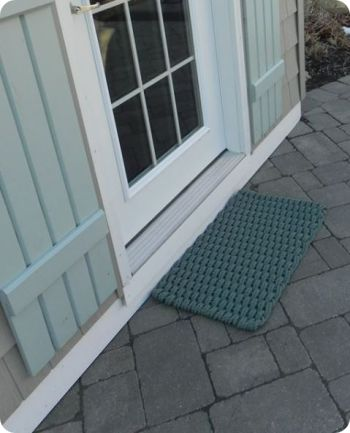 Shop our collections the basket weave cape cod doormats for Cape cod door mat
