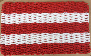Red & White Shoreline