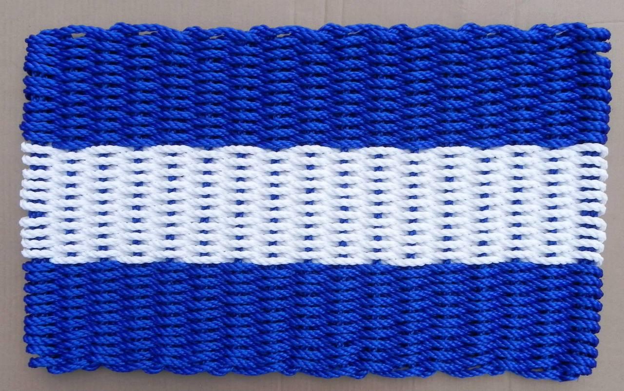 Juliet signal flag cape cod doormats for Cape cod door mat