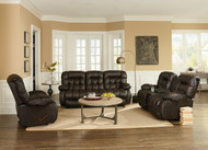 Plusher Reclining Loveseat