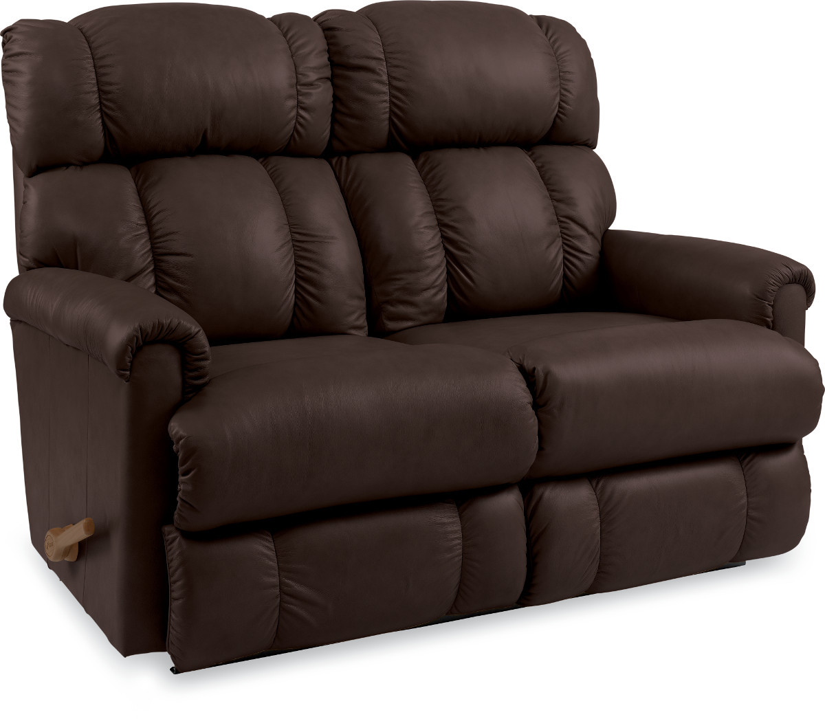 The Pinnacle Reclina Way Full Reclining Loveseat Sold At Rose Brothers Furniture Serving
