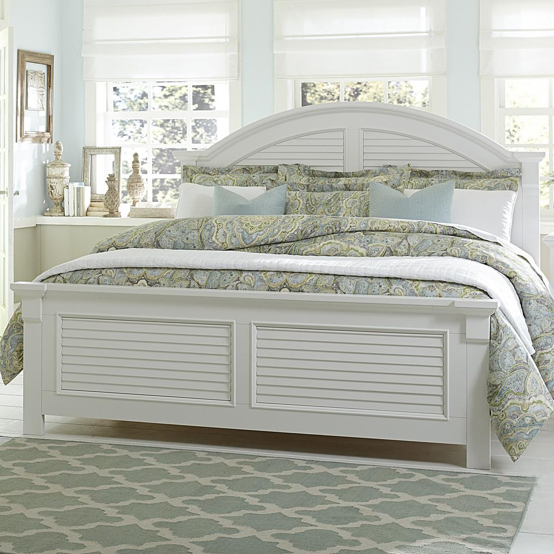 The Summer House Storage Queen Bed Sold At Rose Brothers Furniture Serving Wilmington And