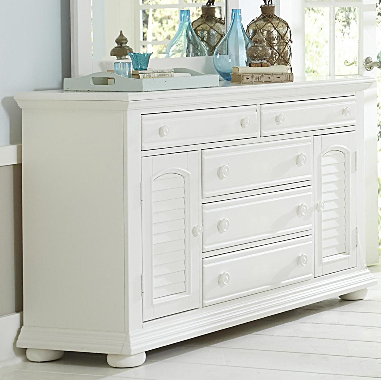 The Summer House Dresser Mirror Sold At Rose Brothers Furniture Serving Wilmington And