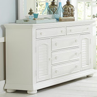 Summer House Dresser & Mirror