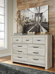 Bellaby Whitewash Dresser