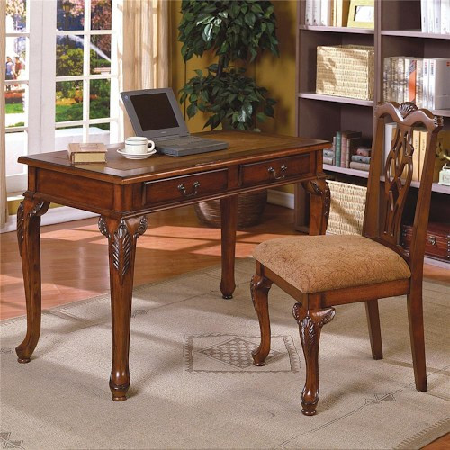 The fairfax home office desk chair sold at rose brothers for Furniture ellensburg