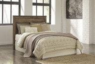 Trinell Queen Panel Headboard: Brown