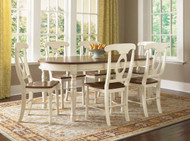 British Isles MB DIning Table & Chairs
