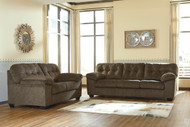 Accrington Earth Sofa & Loveseat