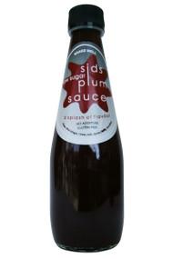 Sids Low Sugar Plum Sauce (2% Sugar) 300 ml