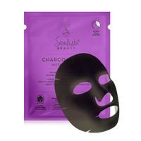 Seoulista Charcoal Detox Instant Facial  black