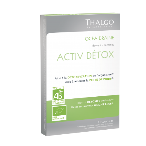 Thalgo Activ Detox (previously:  Ocea Drain) - 10 Day Detox