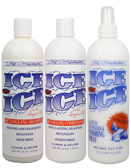 Limited Time 'NEW Ice on Ice Shampoo and Conditioner' Offer – Free Ice on Ice Detangler