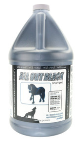 Wild Animal All Out Black Shampoo