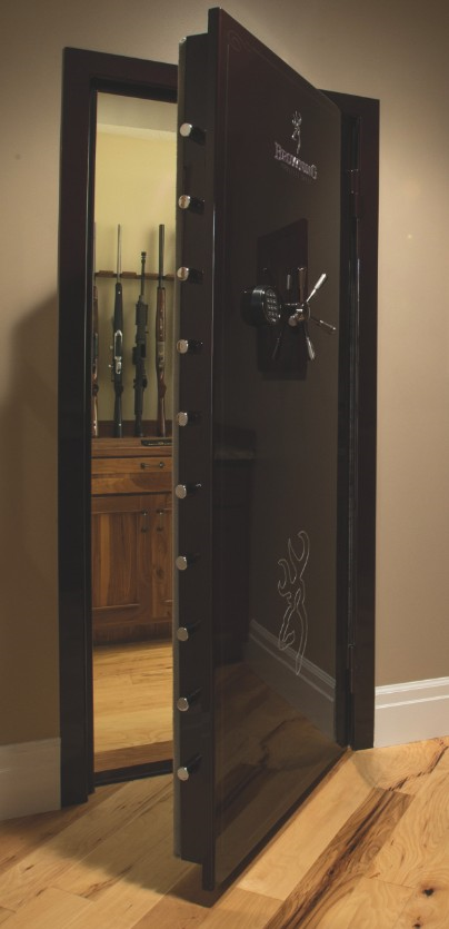... Browning ProSteel Vault Door with an out-swing ... & Browning ProSteel Vault Doors offered by Bulldog Tuff Safes Pezcame.Com