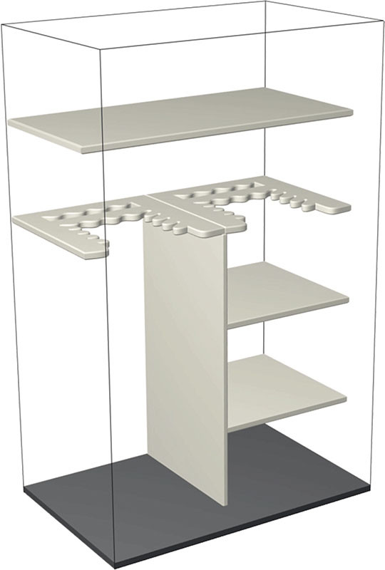 Superior Standard Shelves