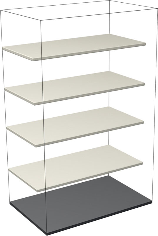 Superior Executive Shelves