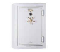 Rhino Supreme A Series Gun Safe in Pearl White