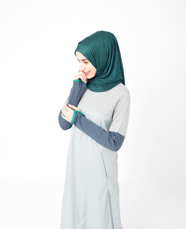 Two Toned Jilbab