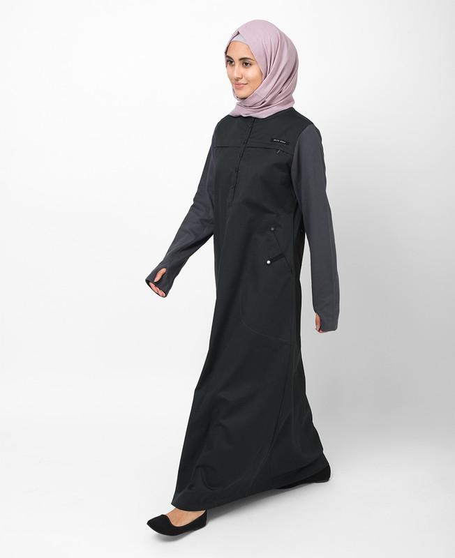 Pathfinder Grey Jilbab