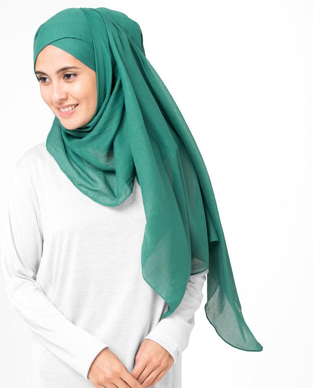Everglade Voile Hijab