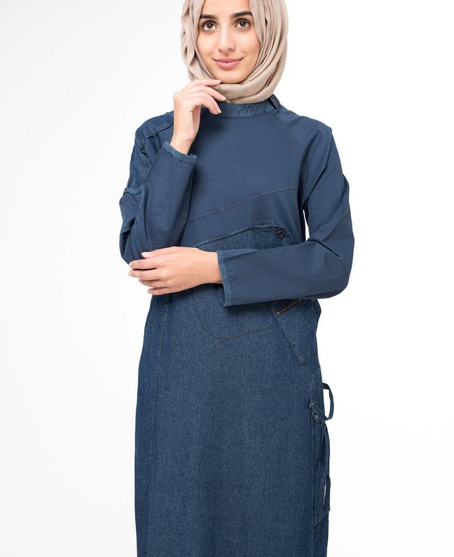 Perfect Pockets Jilbab