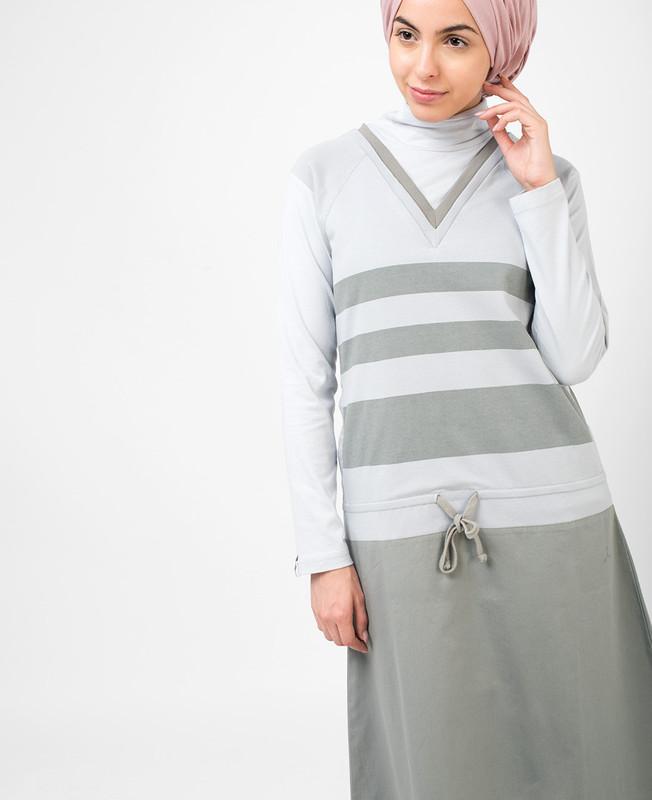 Jumper Style Jilbab