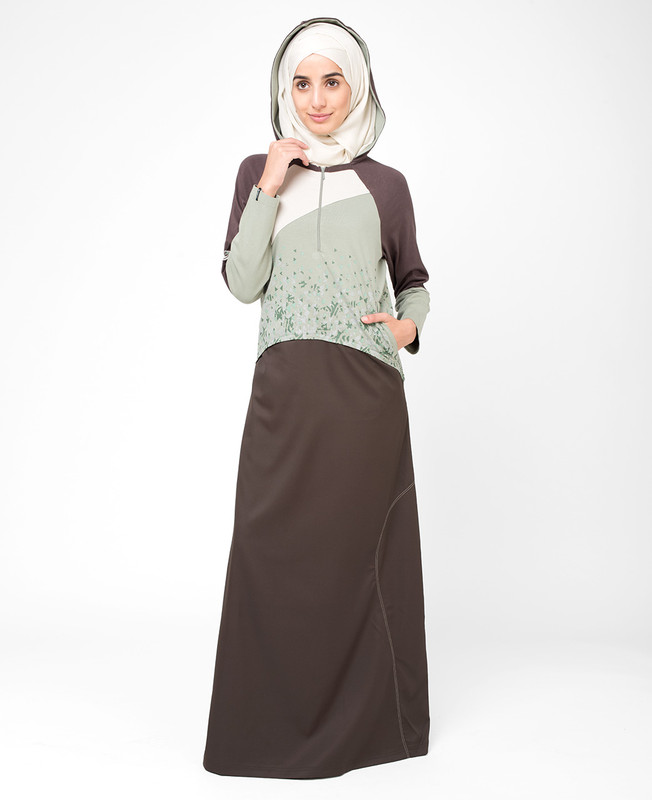 Cute and Comfy Jilbab