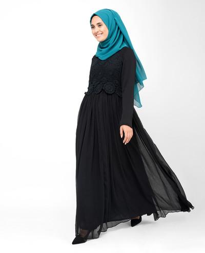 image gallery elegant abayas