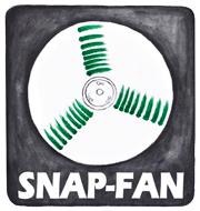 Snap-Fan; Solar Hobby Greenhouse Fans
