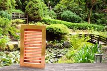 Small Greenhouse - Single Intake Louver - Copper