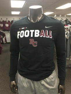 FOOTBALL HANG TAG LS TEE