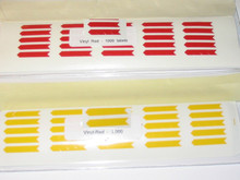 Bishop , Large , Inspection Arrows , Adhesive Stickers , A101