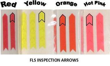 Inspection Arrows, A1KP-4-5