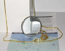 5X Reading Magnifier Pendant , so-MG2015G