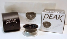 30X Loupe PEAK Optical Lens 1996 , pk-1996-30X