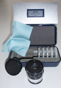 Peak 10X Scale Loupe Kit w/ 5 Reticles n Case