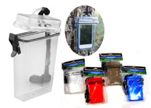 Waterproof Container Travel Money n Phone Holder (WP694)