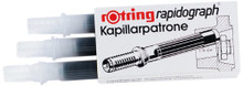 Rotring, Rapidograph, Ink, Refill, 39596517, S 0216710