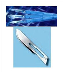 Medical Scalpel No. 10 , Disposable Surgical , SDS10