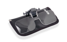 Magnifier Glasses Clip On for Eyeglasses +4.00 OD-14