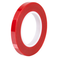 "Electro plating process tape 1/2"" x 72 yd Red (M717-281-.5)"