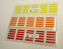 FLS Large Inspection Arrow Medium Tack A1KP-2-3-300