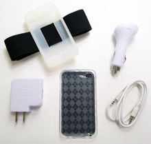 iPod Touch Armband, Case, and Charger Kit