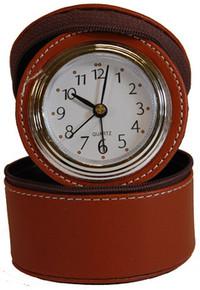 Travel Clock Employee Giveaways by Quartz se-35086-FC