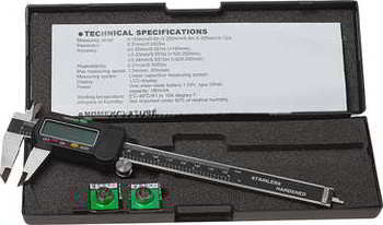 "Caliper Digital electronic 6"" , so-784EC"